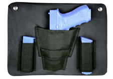 C10A91 Double Snap in Holster