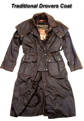 Traditional Drovers Coat