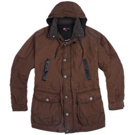 The Brown Kings Cross Jacket by Kakadu