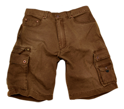 Tobacco Cargo Shorts